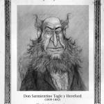 Don Sarmientino Tagle y Hereford