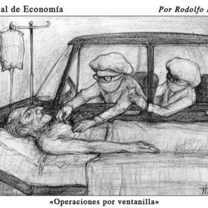 Operaciones por ventanilla