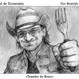 Tenedor de Bono