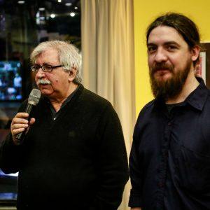 Muestra Rodolfo Fucile y gran elenco