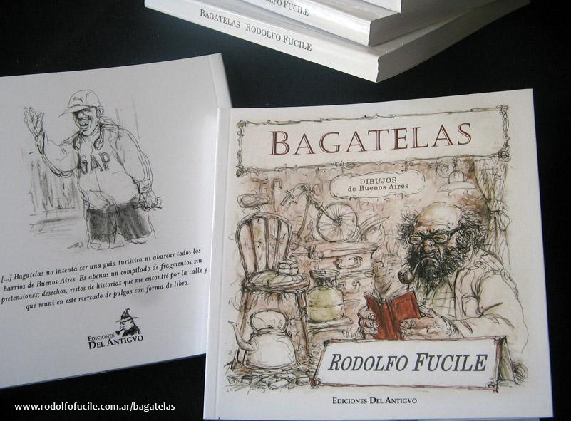 Bagatelas. Dibujos de Buenos Aires