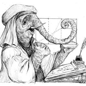 Elefante de Fibonacci