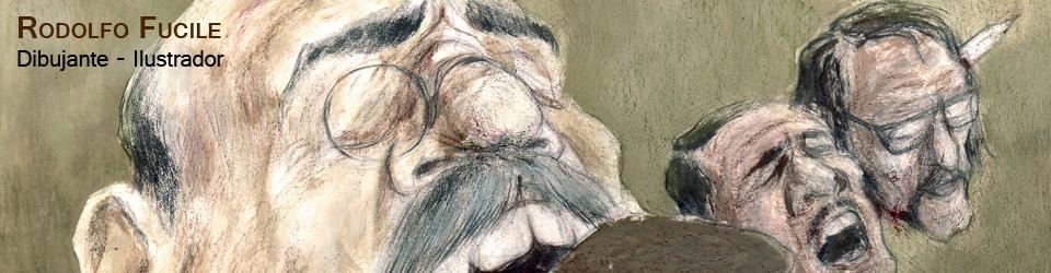 Rodolfo Fucile dibujante – ilustrador