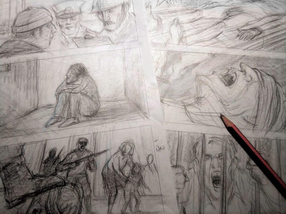 Bocetos para documental