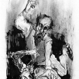 Del cuento Yzur, de Leopoldo Lugones