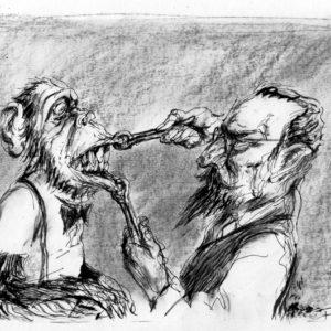 Del cuento Yzur, de L. Lugones