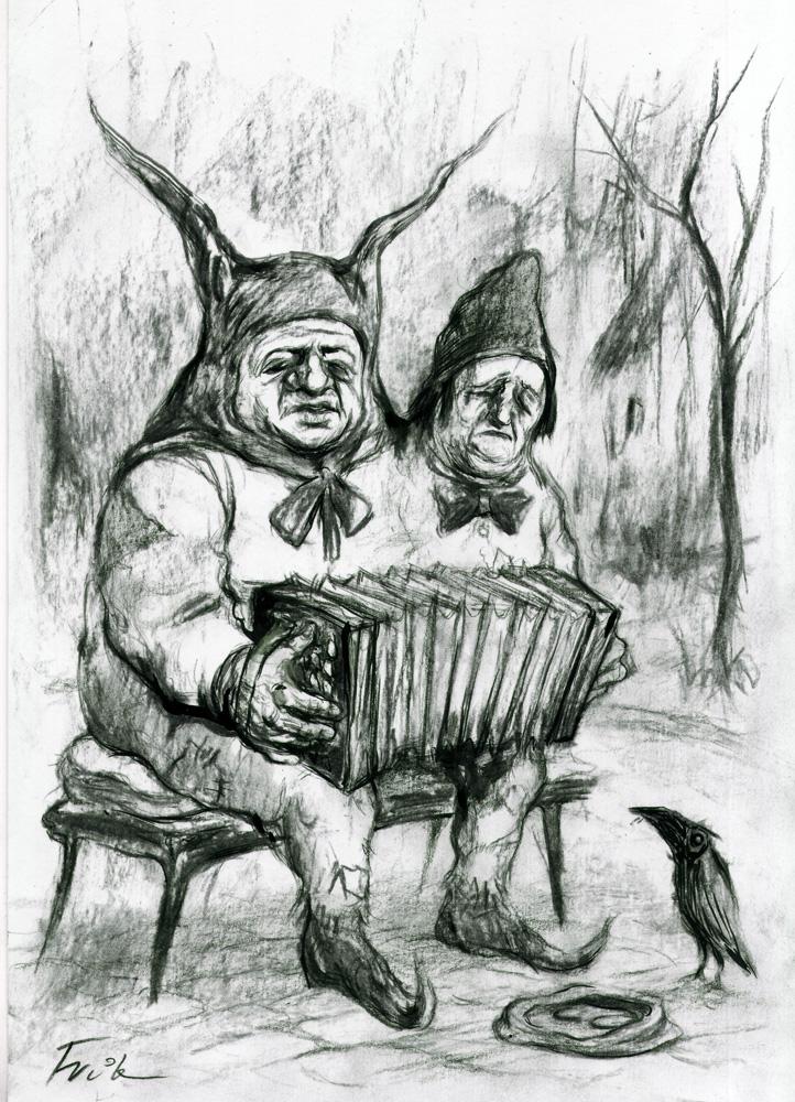 Músicos siameses
