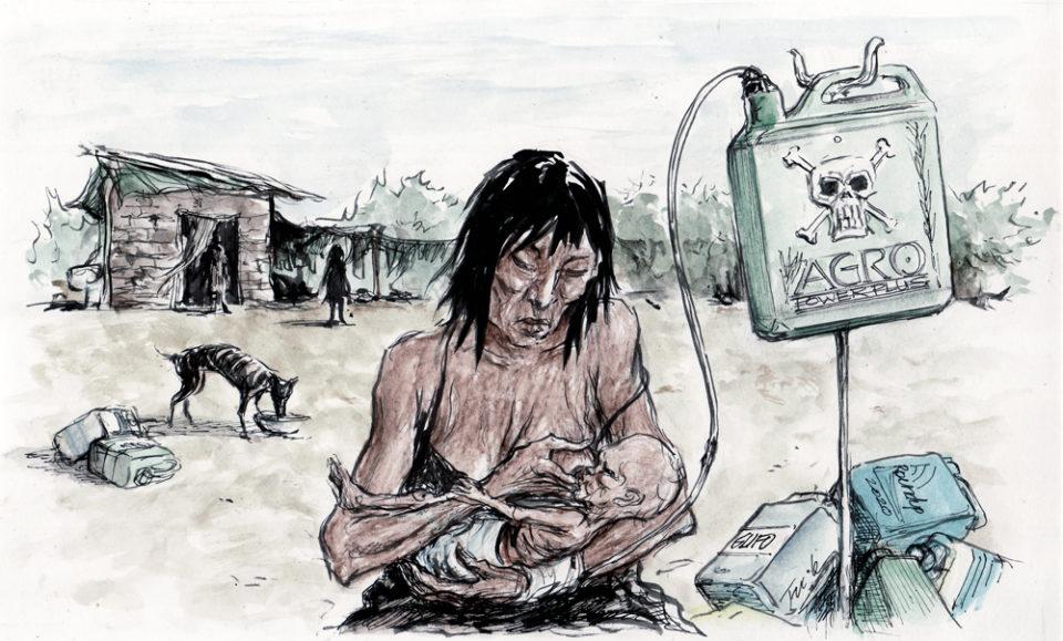 Salta: el genocidio indígena del siglo XXI
